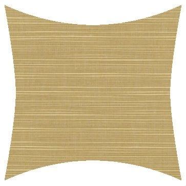 Sunbrella Dupione Bamboo Outdoor Cushion