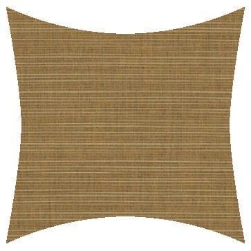 Sunbrella Dupione Caramel Outdoor Cushion
