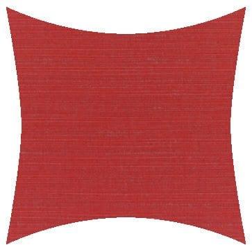 Sunbrella Dupione Crimson Outdoor Cushion