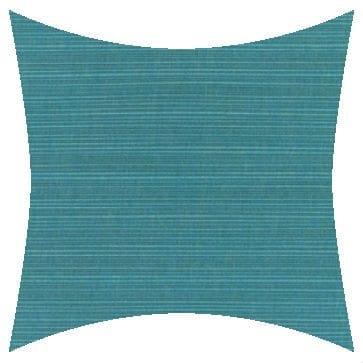 Sunbrella Dupione Deep Sea Outdoor Cushion