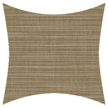 Sunbrella Dupione Latte Outdoor Cushion