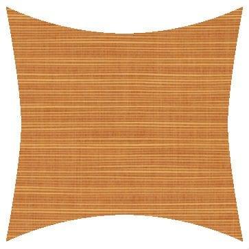 Sunbrella Dupione Nectarine Outdoor Cushion