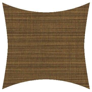 Sunbrella Dupione Oak Outdoor Cushion