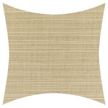 Sunbrella Dupione Sand Outdoor Cushion