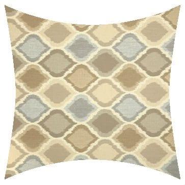 Sunbrella Empire Dove Outdoor Cushion