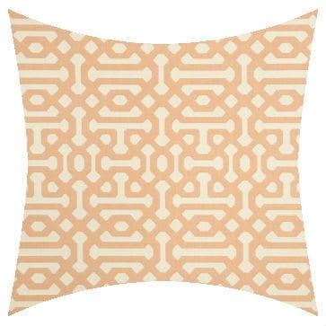 Sunbrella Fretwork Cameo Outdoor Cushion