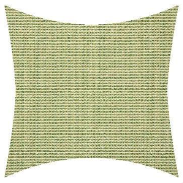 Sunbrella Hybrid Lime Outdoor Cushion
