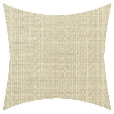 Sunbrella Linen Antique Beige Outdoor Cushion