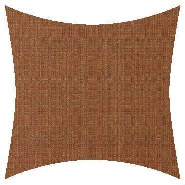 Sunbrella Linen Chili Outdoor Cushion