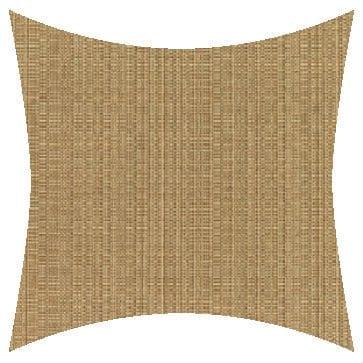Sunbrella Linen Straw Outdoor Cushion