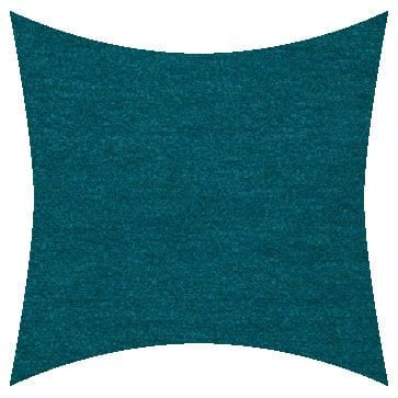 Sunbrella Loft Turquoise Outdoor Cushion