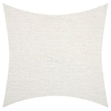 Sunbrella Loft White Outdoor Cushion