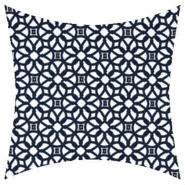 Sunbrella Luxe Indigo Outdoor Cushion