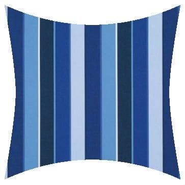 Sunbrella Milano Cobalt Outdoor Cushion