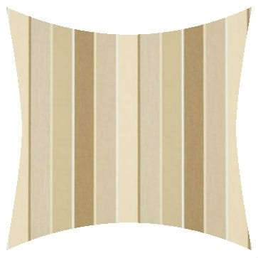 Sunbrella Milano Flax Outdoor Cushion