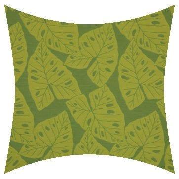 Sunbrella Radiant Kiwi Outdoor Cushion