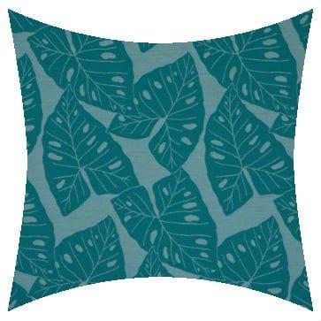 Sunbrella Radiant Lagoon Outdoor Cushion