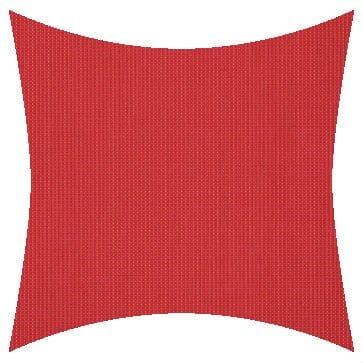 Sunbrella Volt Cherry Outdoor Cushion