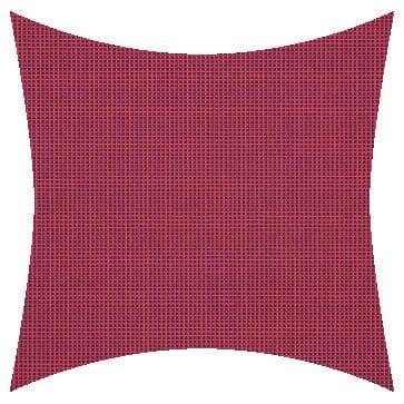 Sunbrella Volt Fuchsia Outdoor Cushion
