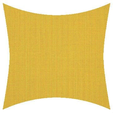 Sunbrella Volt Sulfur Outdoor Cushion