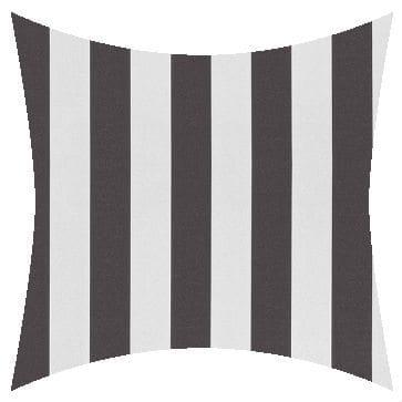 Warwick Mallacoota Charcoal Outdoor Cushion