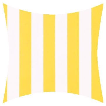 Warwick Mallacoota Sunshine Outdoor Cushion
