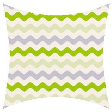 Warwick Merimbula Lime Outdoor Cushion