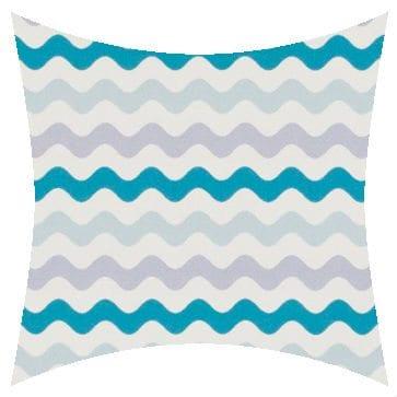 Warwick Merimbula Turquoise Outdoor Cushion