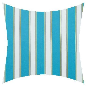 Warwick Waikiki Turquoise Outdoor Cushion