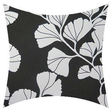 charles parsons ginko charcoal outdoor cushion