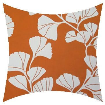 charles parsons ginko tigerlily outdoor cushion
