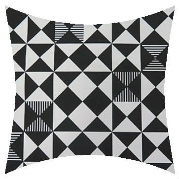charles parsons promenade charcoal outdoor cushion