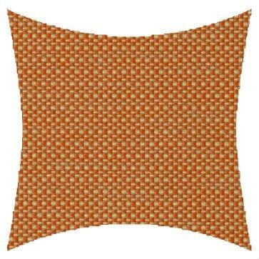 James Dunlop Pegasus Crete Persimmon Outdoor Cushion