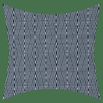 James Dunlop Jamaica Azure Outdoor Cushion