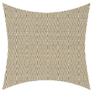 James Dunlop Jamaica Coconut Outdoor Cushion