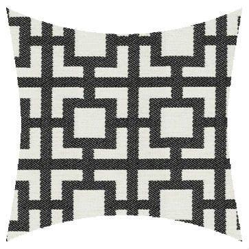 James Dunlop Mykonos Ouzo Outdoor Cushion
