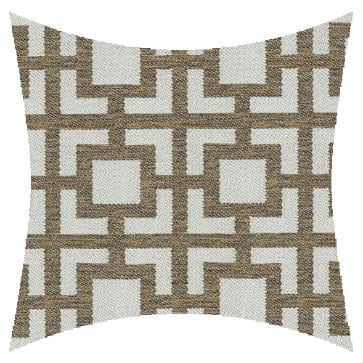 James Dunlop Mykonos Rattan Outdoor Cushion