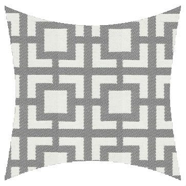 James Dunlop Mykonos Tide Outdoor Cushion