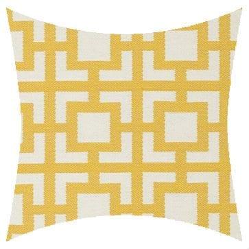 James Dunlop Mykonos Zest Outdoor Cushion