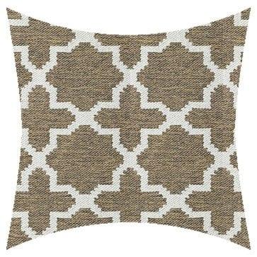 James Dunlop Pegasus Santorini Rattan Outdoor Cushion