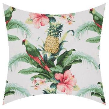 Tommy Bahama Beach Bounty Lush Green Outdoor Cushion