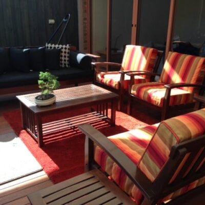 outdoor bench cushions b Brisbane