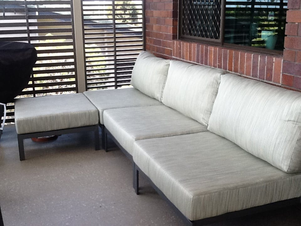outdoor cushions custom Sydney