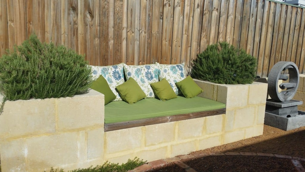 outdoor cushions custom Melbourne