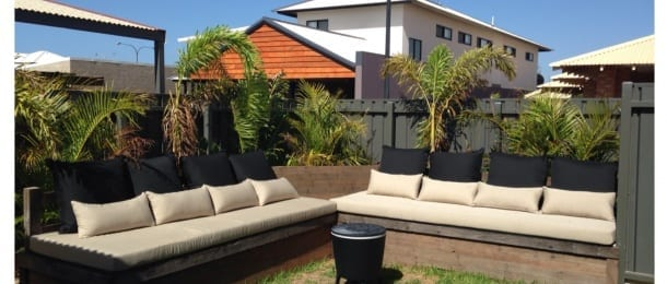 outdoor lounge cushions perth
