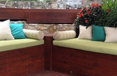 outdoor furniture cushions Brisbane