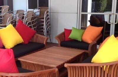 outdoor cushions custom Perth