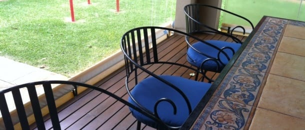 outdoor chair cushions perth