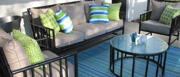 custom made outdoor cushions