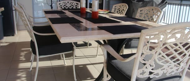 outdoor furniture cushions Sydney